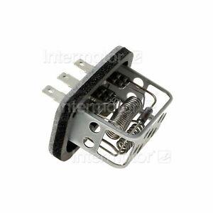 Standard Ignition HVAC Blower Motor Resistor RU203 for Jeep