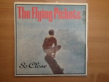 "FLYING PICKETS, THE-""So Close/Wide Boy""-UK 7"" SINGLE-PicSlv-TEN 24-NEVER PLAYED"