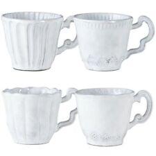 Vietri Incanto Assorted Mugs, Set of 4