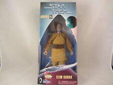 "Star Trek - Warp Factor Series  Elim Garak  9"" Figure  NIB  (1216ST3)  65297"