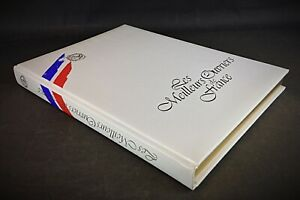 RARE Livre «Les Meilleurs ouvriers de France» illustré F.MITTERRAND 1986