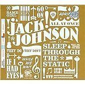 Jack Johnson - Sleep Through the Static (CD)