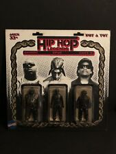 Toy Tokyo, NYCC, Hip Hop Legends 2pac, Notorious B.I.G , Easy E, 1/20 very rare!
