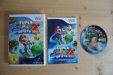 Wii - Super Mario Galaxy 2 - (OVP, mit Anleitung)