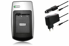 Cargador NP-W126 para Fuji Fujifilm Finepix HS30 EXR, HS33 EXR, HS50 EXR