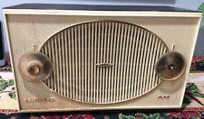 """(1) 1961 Admiral model Y3021 """"Winston"""" Am tube radio"""