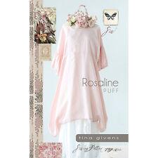 """TINA GIVENS """"ROSALINE PUFF"""" Sewing Pattern"""