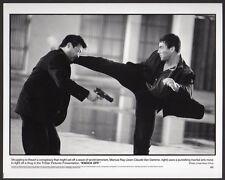 JEAN-CLAUDE VAN DAMME Knock Off VINTAGE ORIG PHOTO Handsome Actor martial arts