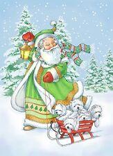 "Westie Christmas Cards ""Joyful Noise"" by Borgo"