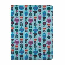 Speck Fitfolio Tablet Case iPad 4 3 2 Owl Pattern Ultraviolet Purple
