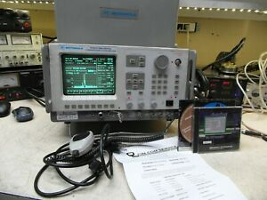 Motorola R2670A  Communications Service Monitor  Spectrum Analyzer