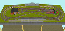 "GP3-0060 Märklin C-Gleis-Plan ""Playtown"" (Ep.3) 300x118cm (DIN A4-Mappe Color)"