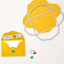 Stampin' Up - Gift Card Envelope & Trims Thinlits Die - Sizzix Framelits 135854
