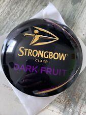 Strongbow Darkfruit Circular Fish Eye New