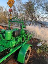 Champe Trash Water Pump With Deutz 3 Cylinder Diesel Engine