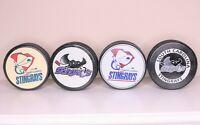 South Carolina SC Stingrays ECHL Hockey Pucks