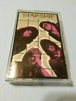 Starship No Protection Cassette 1987 played tested