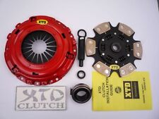 XTD STAGE 3 RACE CLUTCH KIT FITS HONDA 99-00 CIVIC Si DEL SOL Si B16A2 jdm