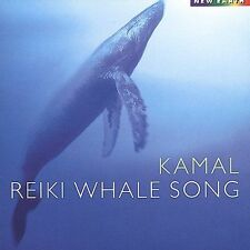 Reiki: Whale Song by Kamal (CD, May-2001, New Earth Records)