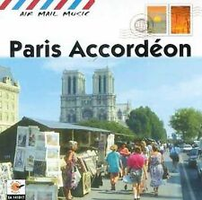 Air Mail Music: Paris Accordeon CD