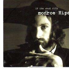 (CC352) Monroe Hips, If The Shoe Fits - 2011 DJ CD