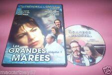 DVD LES GRANDES MAREES VOLUME 1 SAISON 2 jean-marc thibault nicole calfan
