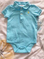 Bebé Body Ralph Lauren Polo Talla 6-9 meses