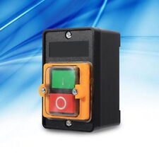 AC 220/380V On/Off Water Proof Push Button Switch KAO-5 for Drill Motor Machine~