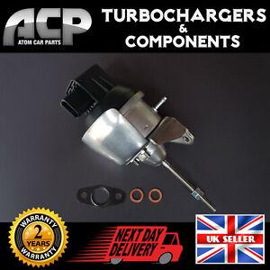 Turbocharger Actuator for 2.0 TDI, AUDI, SKODA, VW - 140 BHP. TURBO 53039700205.