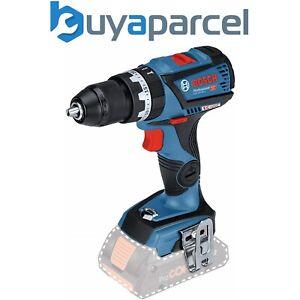 Bosch 18v GSB18V-60C Brushless Combi Hammer Drill GSB18V60C Metal Chuck - Bare
