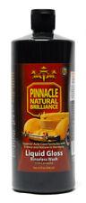 Pinnacle Liquid Gloss Rinseless Wash with Carnauba 32 oz PIN-720