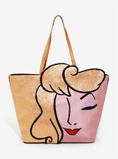Disney Danielle Nicole Sleeping Beauty Aurora Tote Bag Purse New with Tags