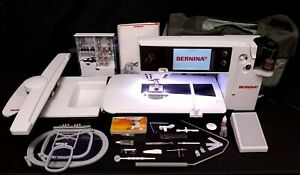 Bernina 830 Computerized Sewing, Quilting, & Embroidery Machine with BSR