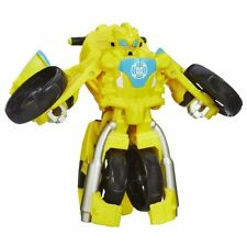 NEW Playskool Heroes Transformers Rescue Bots Bumblebee Figure Motorcycle
