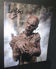 THE MONSTER SQUAD  /  THE MUMMY /  MICHAEL REID MACKAY  /  SIGNED COLOR PHOTO #1