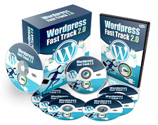How To Become A Wordpress Site Building Expert - Videos on 1 CD