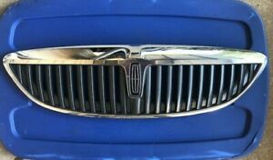2003 2004 2005 2006  LINCOLN LS FRONT GRILLE CHROME