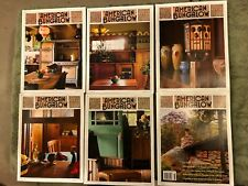 American Bungalow Magazine and other Arts & Crafts Magazines