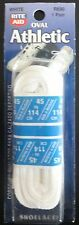"45"" White (Oval) Athletic Shoelaces R690 Shoe Lace"