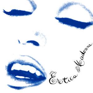 Madonna Erotica 12x12 Album Cover Replica Poster Print
