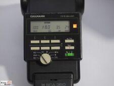 Blitz For Leica R4 CULLMANN CX40 Sca 350 Blitzgerät Ttl ,M ,A Schwenkreflektor