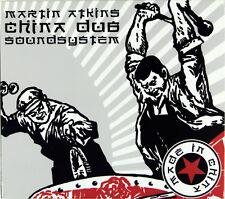 Martin Atkins China Dub Soundsystem - Made In China (CD Digipak) New