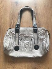 genuine cream lightweight DIESEL designer bag