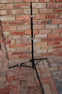 MANFROTTO FOUR SECTION LIGHT STAND
