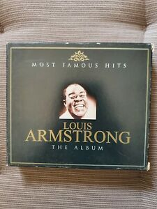 Louis Armstrong Most Famous Hits 2 CD!!!