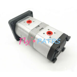 47129338 Hydraulic Pump for New Holland Tractor TL90A TN85A TL100A TN95A TN85DA