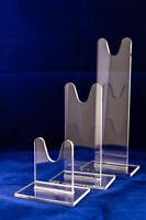 Museum Quality Acrylic Sword Gun Stand Display
