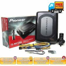 Pioneer TS-WX120A Under seat subwoofer with built in amplifier wiring kit