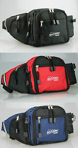 Große Gürteltasche Waist Bag Bauchtasche mit Flaschenhalter und viel platz