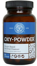 Oxy-Powder Colon Cleanse & Natural Laxative Overnight Constipation Relief Pills